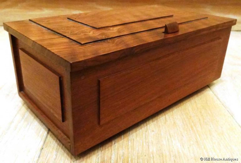 Stanley Webb Davies box