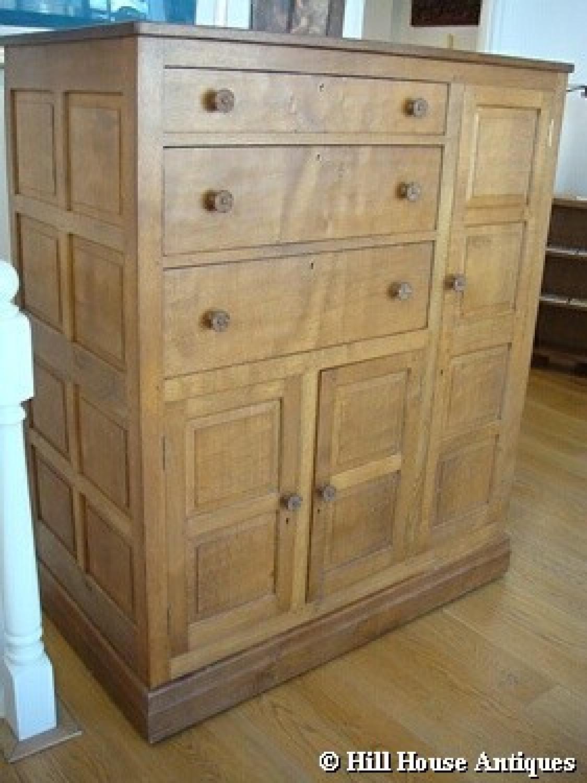 Beaverman chest compactum