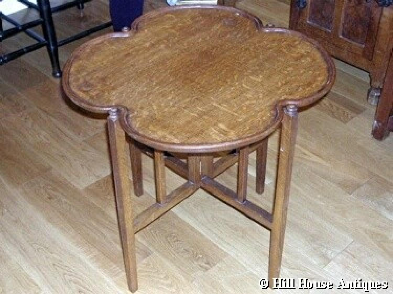 Arthur Simpson of Kendal table