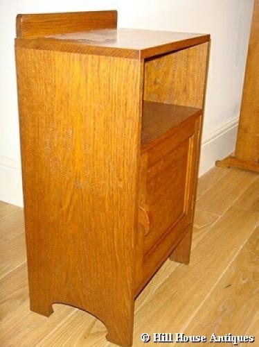 Arthur Simpson of Kendal bedside cabinet