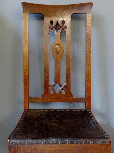 Arthur Simpson of Kendal chair