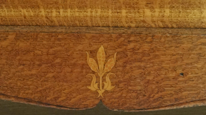 Rare Arthur Simpson of Kendal coffer chest