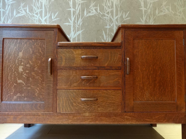 Cotswold Gordon Russell style oak sideboard