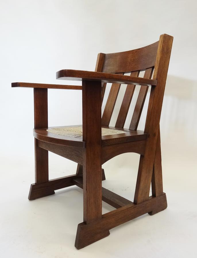 Liberty & Co Athelstan armchair Wyburd