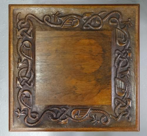 Irish Arts Crafts Kilkenny Woodworkers table