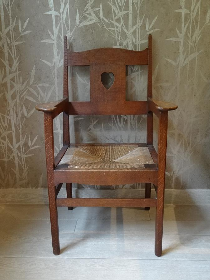 CFA Voysey armchair