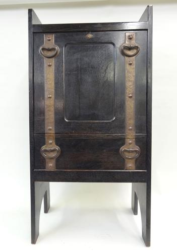 Liberty Arts & Crafts Wyburd bureau cabinet