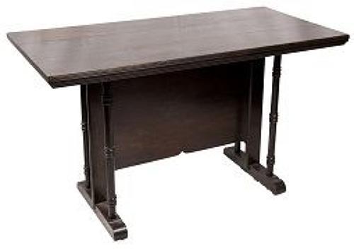 Rare Morris & Co Philip Webb oak table