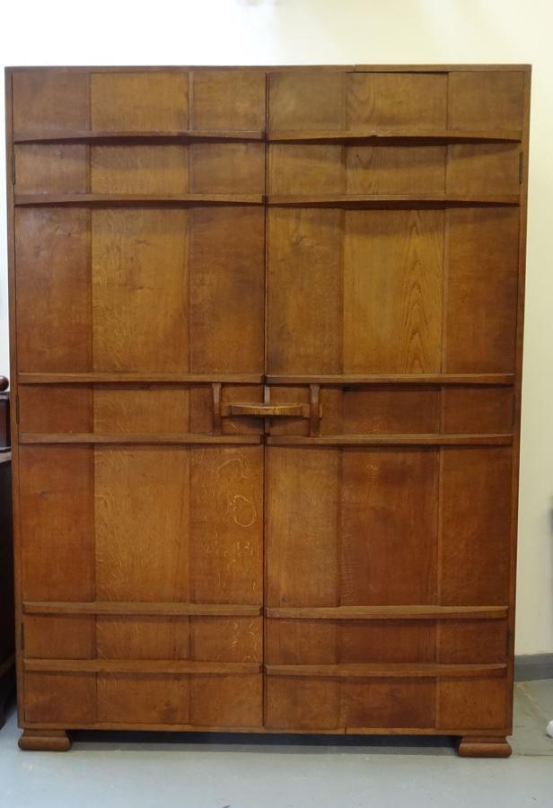 Arthur Romney Green Cotswold School wardrobe