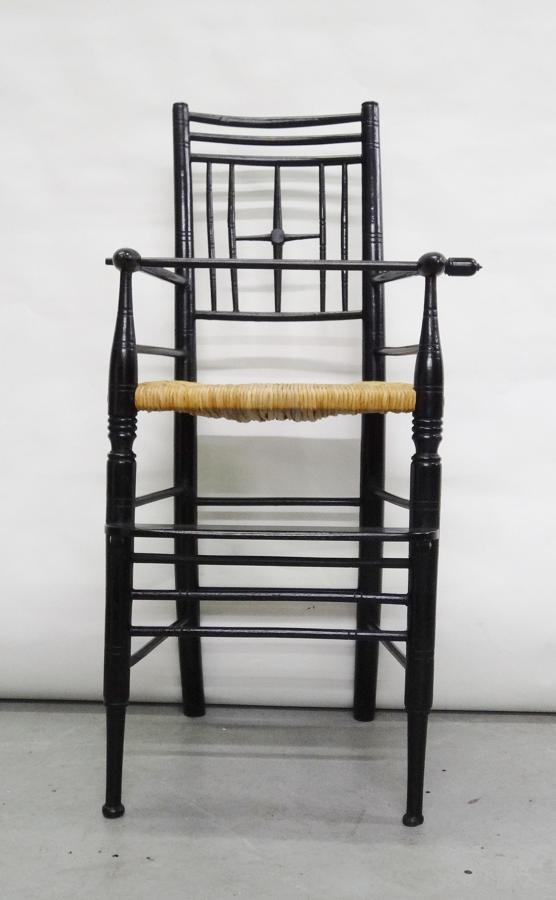 Rare Liberty & Co Ford Maddox Brown child high chair