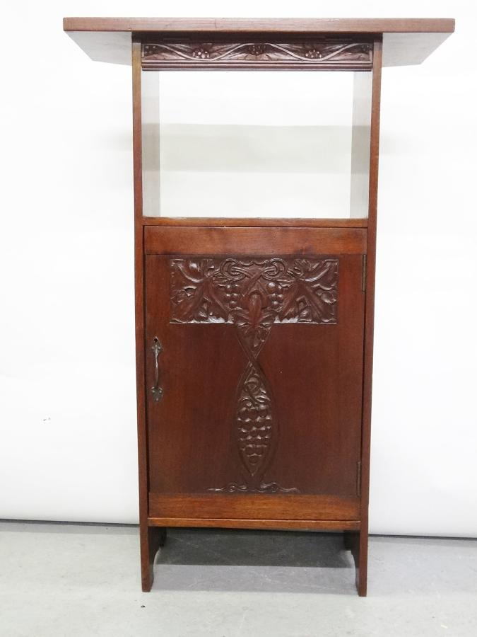 Arthur Simpson of Kendal Arts & Crafts small cabinet