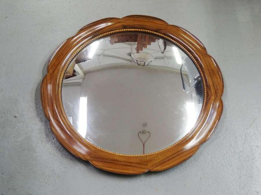 Theo Dalrymple Cotswold School mirror